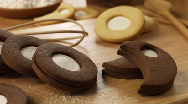 Sablés Chocolat Fourrés Kiri®