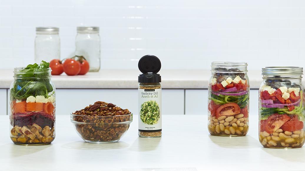 Photo Recette Salade à la Grecque à Emporter