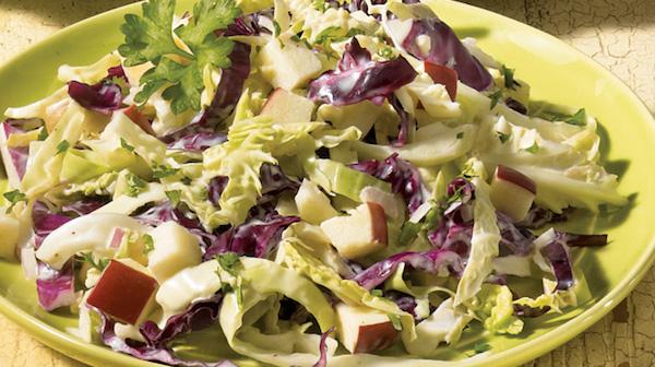 Photo Recette Salade aux Trois Choux