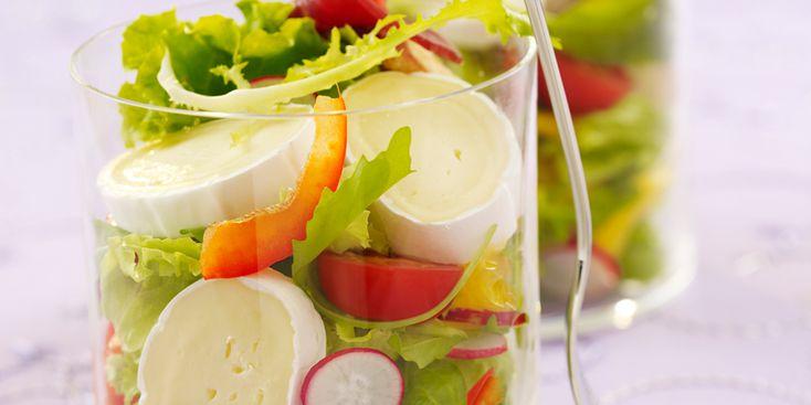Salade Colorée à L'en Cas de Caprice