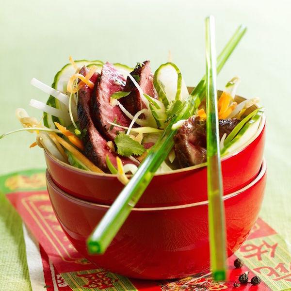 Salade de Bœuf à la Thaïe