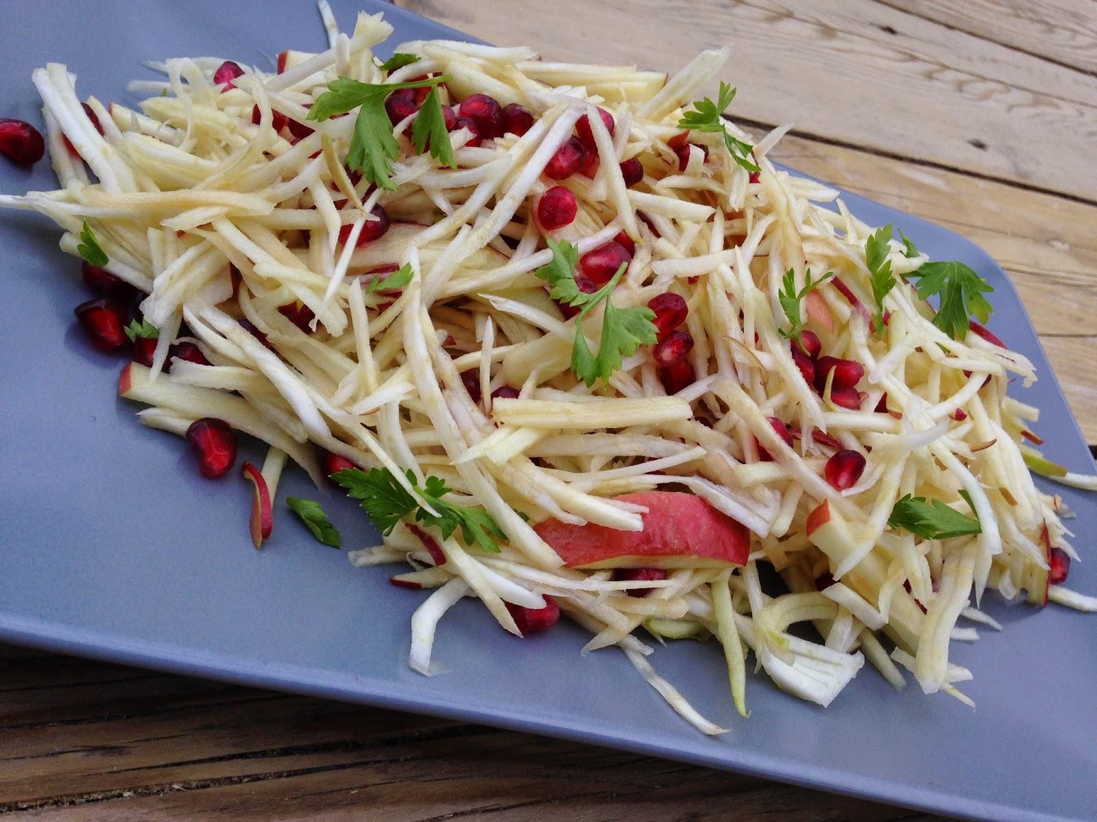 Salade de Céleri Rave & Pommes