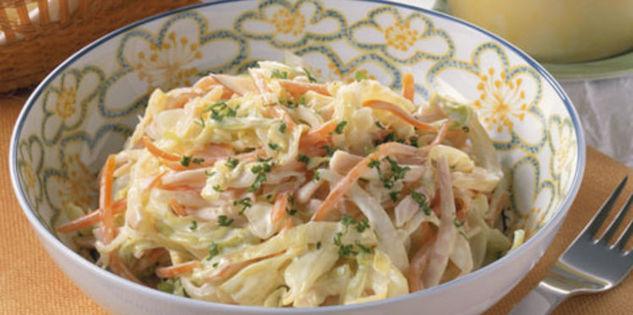 Salade de Chou à L'américaine