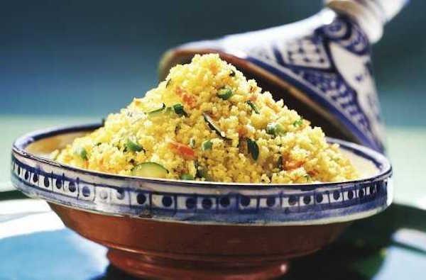 Photo Recette Salade de Couscous