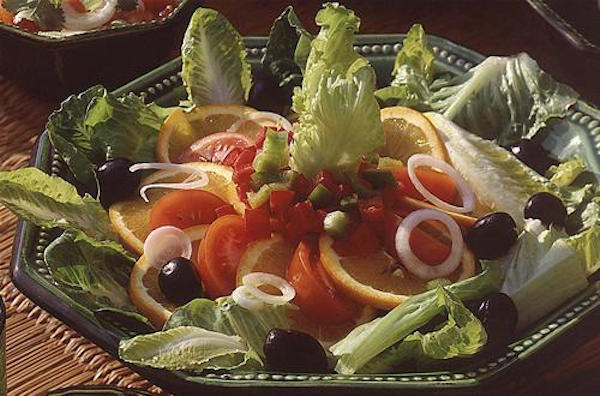 Salade de la Moulouya