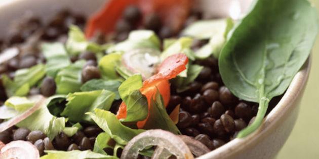 Salade de Lentilles à L'italienne