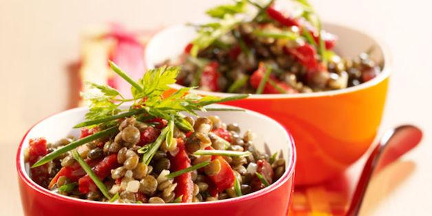 Photo Recette Salade de Lentilles au Chorizo