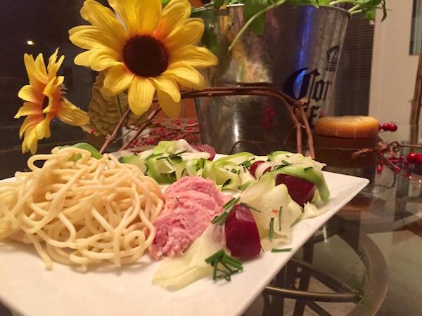 Photo Recette Salade de Pâte Réinventé