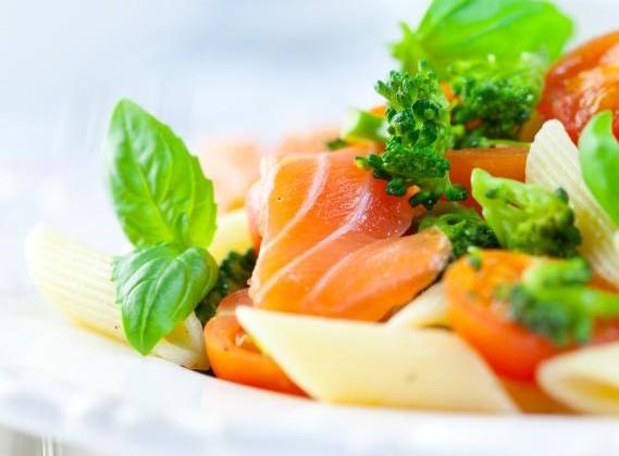 Photo Recette Salade de Pâtes au Saumon Fumé