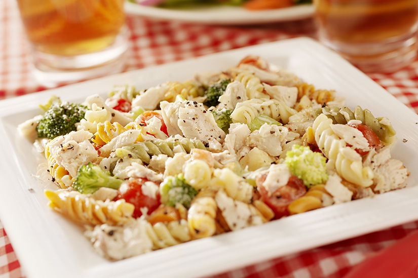Salade de Pâtes de la Galice  (ENSALADILLA RUSA)