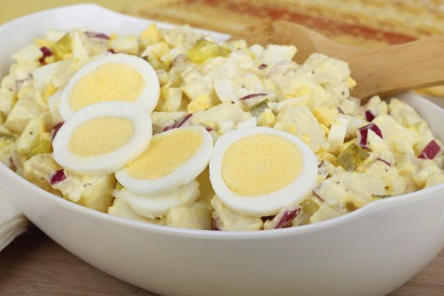 Photo Recette Salade de Pommes de Terre Rapide
