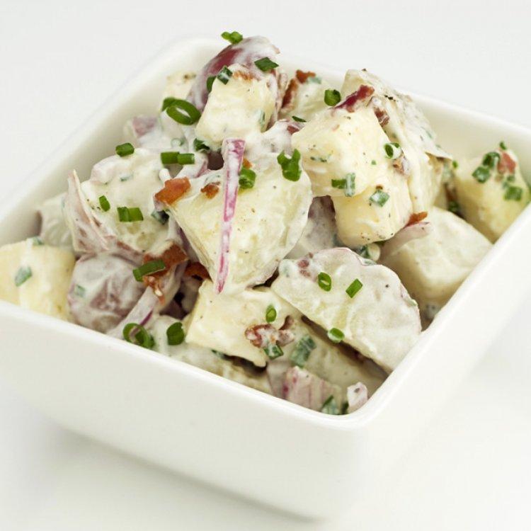 Recette Salade de Pommes