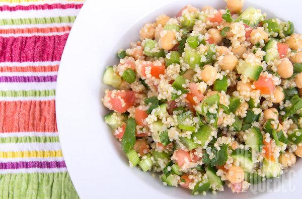 Salade de Quinoa à la Gab