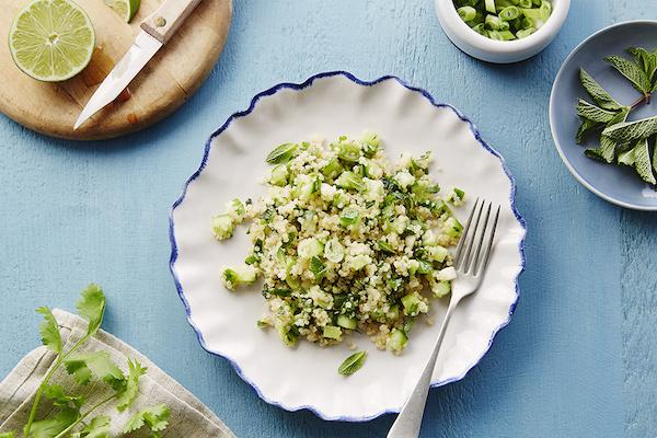 Salade de Quinoa à la Vietnamienne