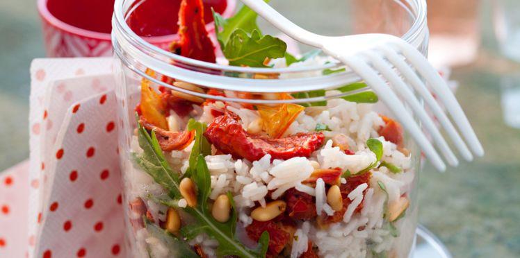 Photo Recette Salade de Riz à L'italienne