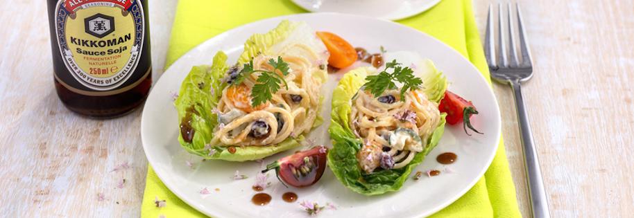 Photo Recette Salade de Spaghetti