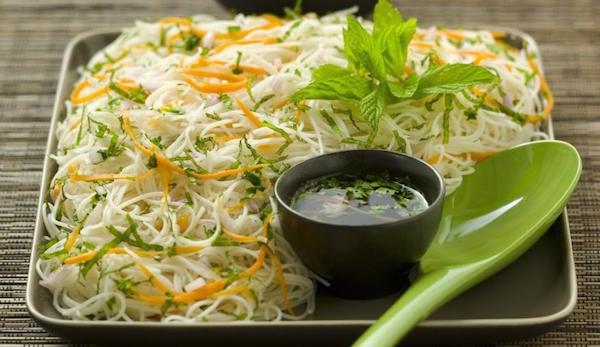 Salade de Vermicelles à la Vietnamienne