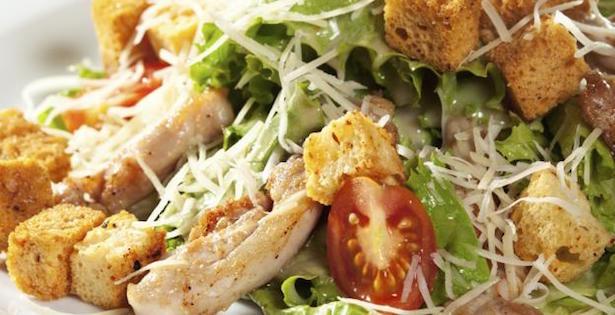 Salade façon Caésar
