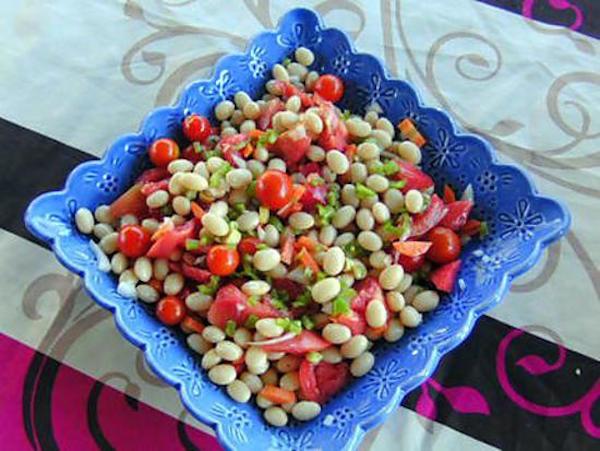 Salade Fraicheur aux Cocos