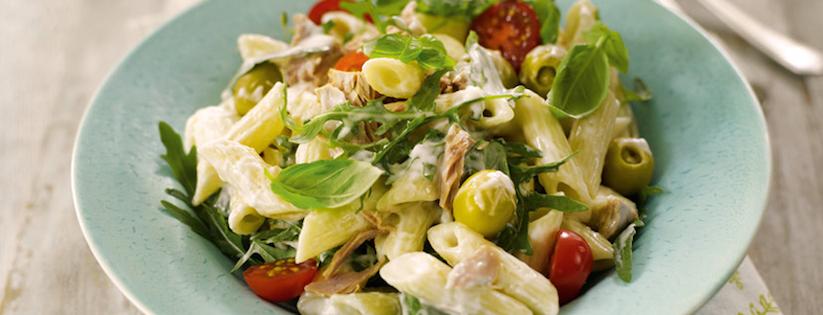 Photo Recette Salade Italienne à la Mayonnaise