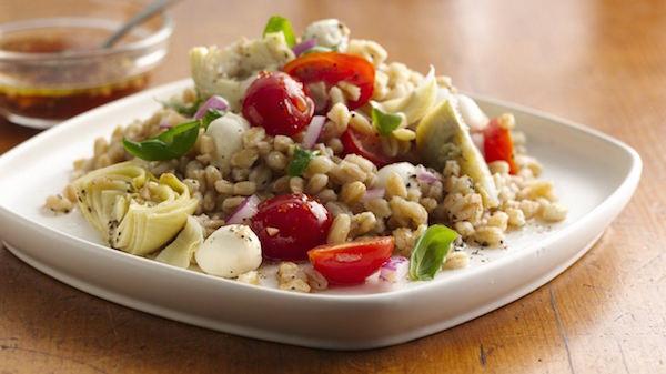 Salade Italienne à L'épeautre