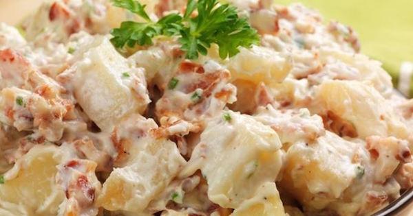 Photo Recette Salade Piémontaise Facile