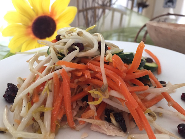 Salade Santé en Pot Masson 2