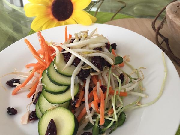 Salade Santé en Pot Masson 5