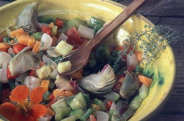 Salade Tartare de Légumes