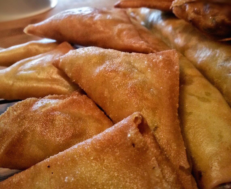 Photo Recette Samoussas de Porc aux Épices de L'Inde, Original & Savoureux
