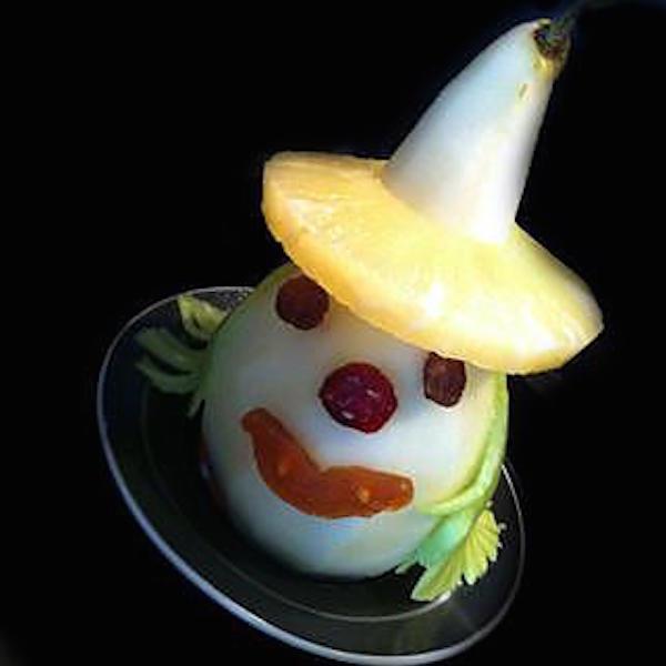 Sancho Fait la Sieste ! Salade de Fruits Mexicaine….