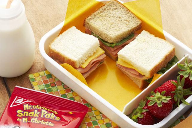 Sandwich Deux Tons