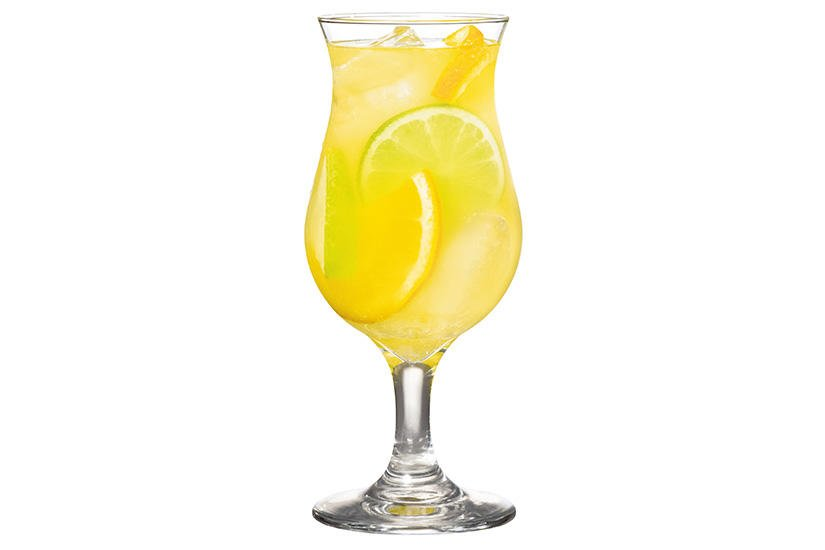 Sangria Blanche portion Individuelle