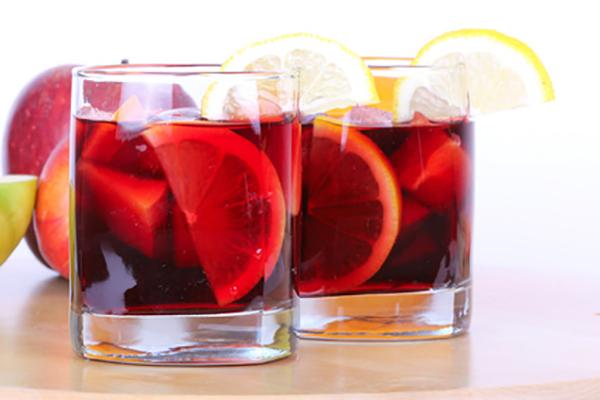 Sangria sans Alcool