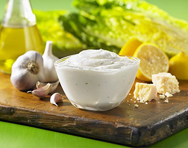Sauce à Salade César Crémeuse