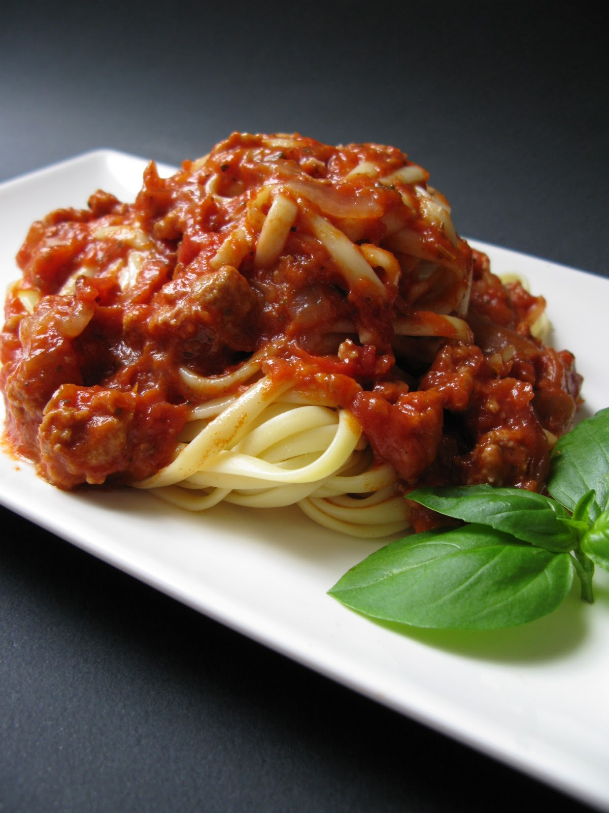 Sauce à la Tomate et aux Saucisses Italiennes