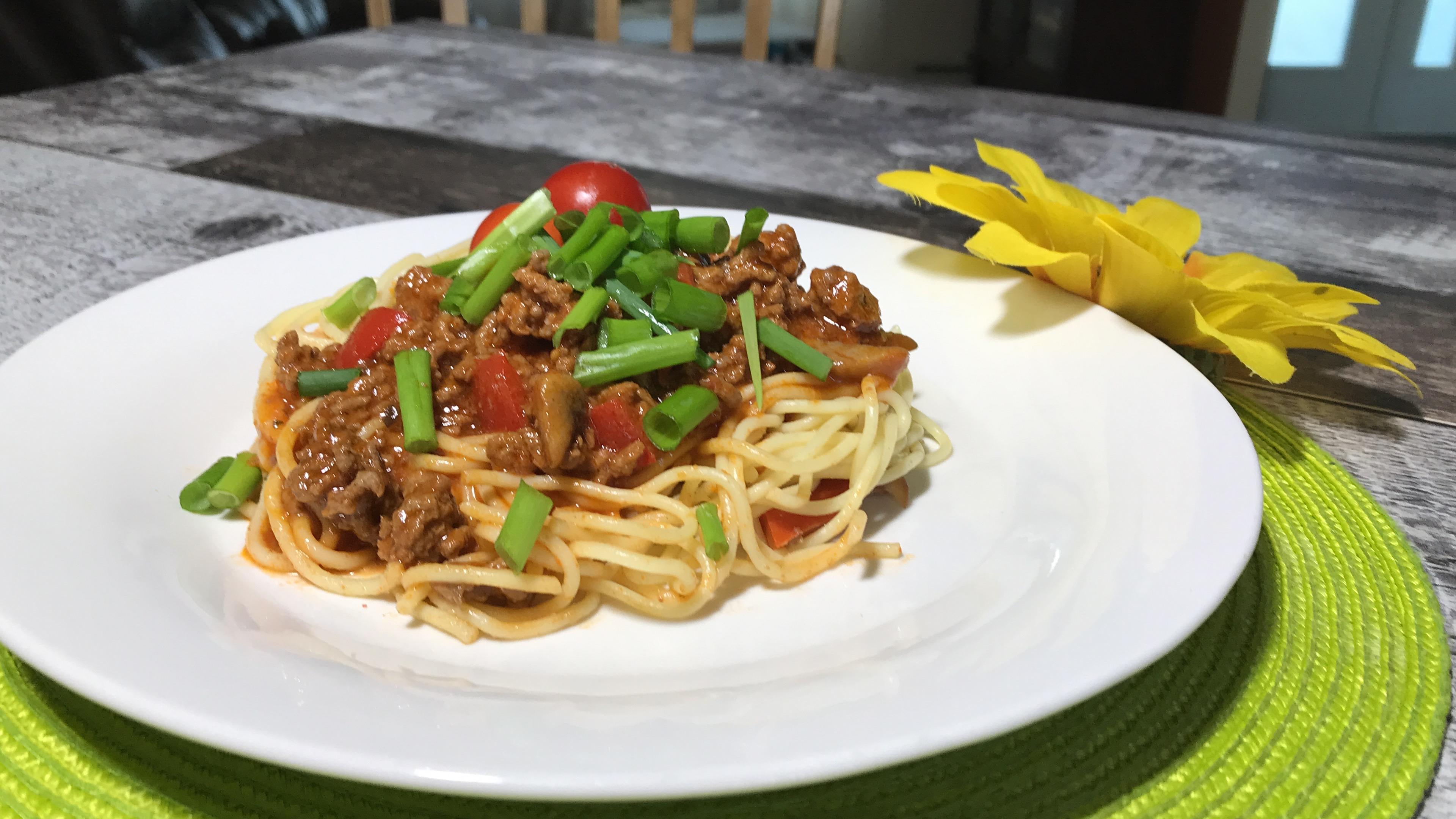Sauce à Spaghetti de Jojo