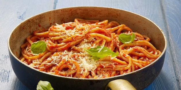 Sauce Tomate pour les Pâtes