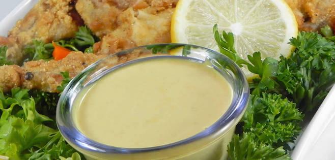 Sauce Trempette Maison Miel et Moutarde