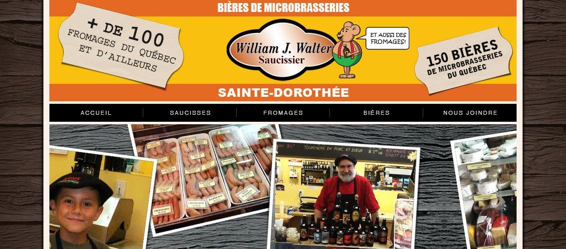 La Saucisserie William J. Walter