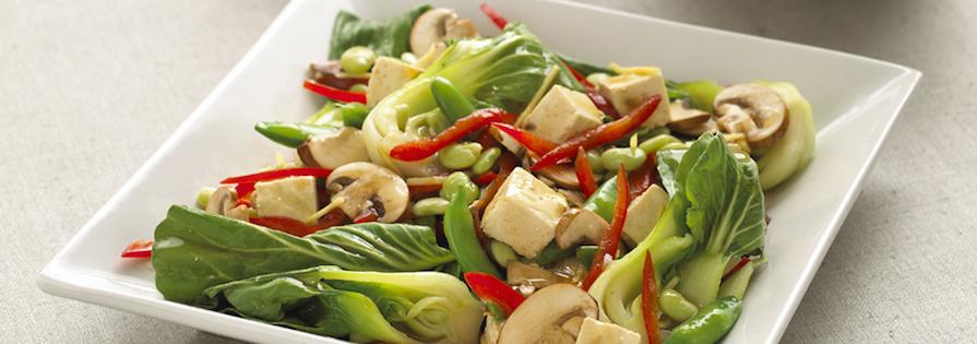 Photo Recette Sauté Chinois Végétarien