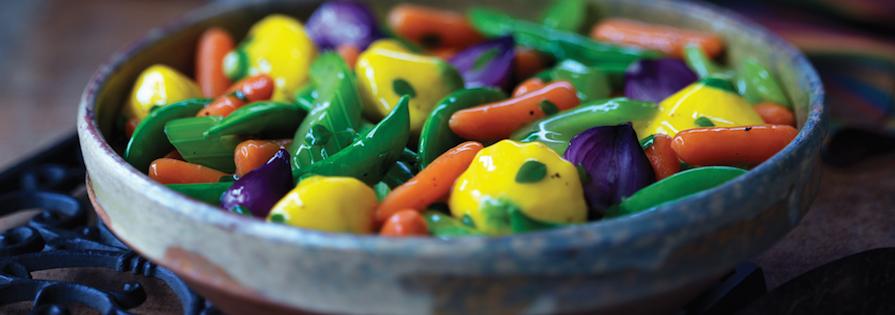 Savoureux Légumes Glacés