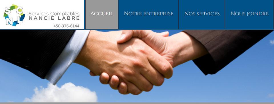 Services Comptables Nancie Labre en Ligne