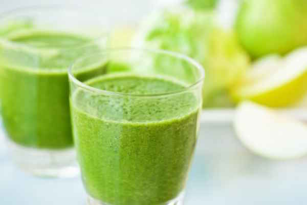 Smoothie Vert Fruité 1