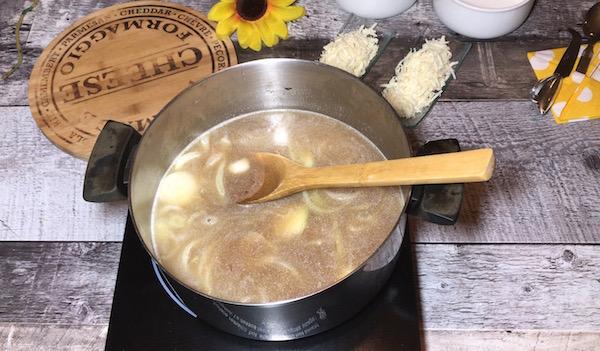 Soupe à L'oignon Gratinée de Josée 2