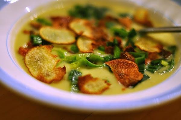 Soupe à l'Osso Bucco, Poireaux, Rutabaga, Carottes, Céleri, Pommes de terre