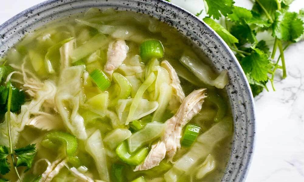 Photo Recette Soupe au Chou pour Détoxifier votre Organisme