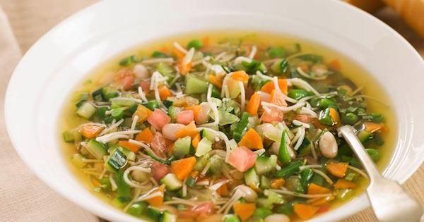 Soupe au Pistou Facile et Rapide