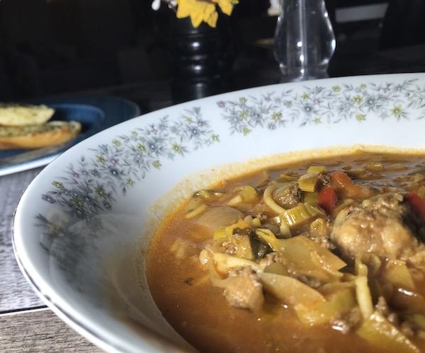 Soupe au Spaghetti 2