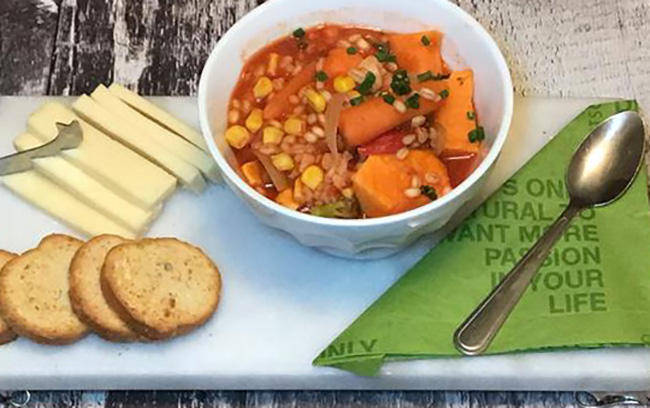 Photo Recette Soupe aux Légumes et Orge